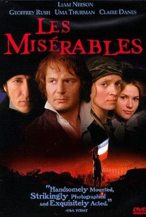 Les Miserables (1998) DVD Release Date
