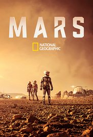 Mars (TV Mini-Series 2016) DVD Release Date