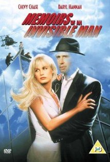 Memoirs of an Invisible Man (1992) DVD Release Date