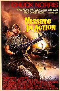 Missing in Action (1984) DVD Release Date