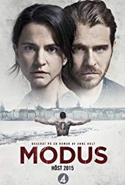 Modus (TV Series 2015- ) DVD Release Date