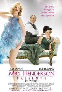 Mrs Henderson Presents (2005) DVD Release Date