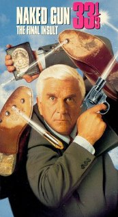 Naked Gun 33 1/3: The Final Insult (1994) DVD Release Date