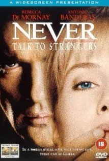 Never Talk to Strangers (1995) DVD Release Date