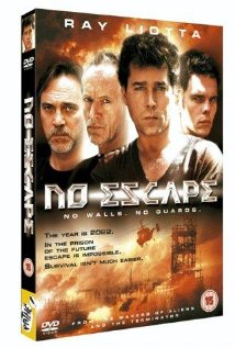 No Escape (1994) DVD Release Date