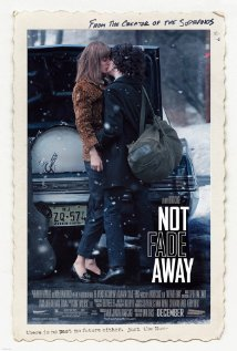 Not Fade Away (2012) DVD Release Date