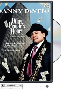 Other People's Money (1991) DVD Release Date