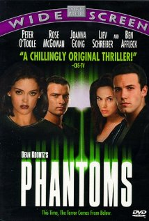 Phantoms (1998) DVD Release Date