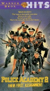 Police Academy 2: Their First Assignment (1985) DVD Release Date