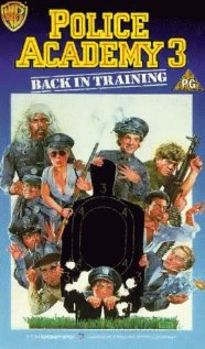 Police Academy 3: Back in Training (1986) DVD Release Date