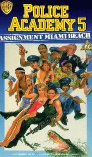 Police Academy 5: Assignment: Miami Beach (1988) DVD Release Date