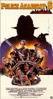 Police Academy 6: City Under Siege (1989) DVD Release Date