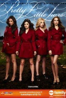 Pretty Little Liars (TV Series 2010-) DVD Release Date