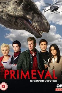 Primeval (TV Series 2007-) DVD Release Date