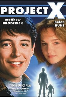 Project X (1987) DVD Release Date