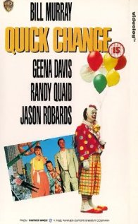 Quick Change (1990) DVD Release Date