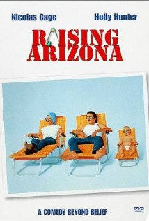 Raising Arizona (1987) DVD Release Date