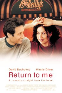 Return to Me (2000) DVD Release Date