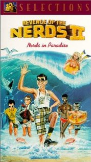 Revenge of the Nerds II: Nerds in Paradise (1987) DVD Release Date
