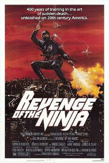 Revenge of the Ninja (1983) DVD Release Date