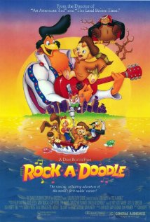 Rock-A-Doodle (1991) DVD Release Date