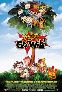 Rugrats Go Wild (2003) DVD Release Date