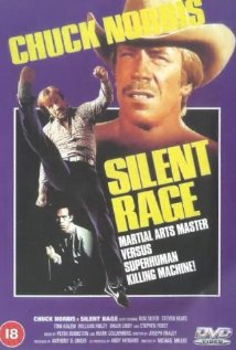 Silent Rage (1982) DVD Release Date