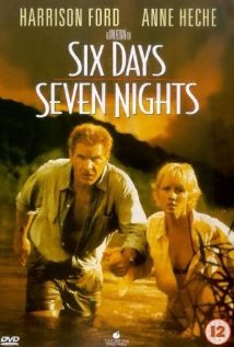 Six Days Seven Nights (1998) DVD Release Date