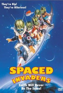 Spaced Invaders (1990) DVD Release Date