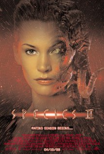 Species II (1998) DVD Release Date