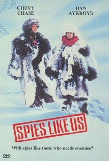 Spies Like Us (1985) DVD Release Date