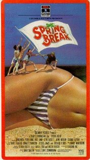 Spring Break (1983) DVD Release Date