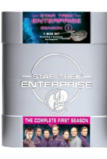 Star Trek: Enterprise (TV 2001-2005) DVD Release Date