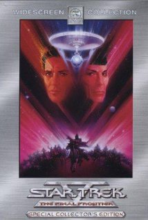Star Trek V: The Final Frontier (1989) DVD Release Date