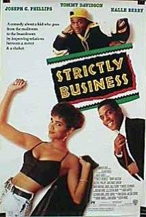 Strictly Business (1991) DVD Release Date