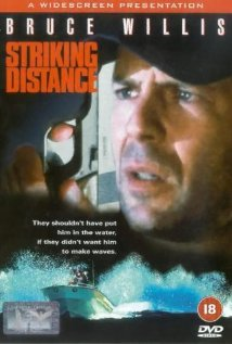 Striking Distance (1993) DVD Release Date
