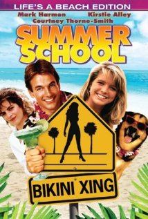 Summer School (1987) DVD Release Date