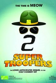Super Troopers 2 (2017) DVD Release Date