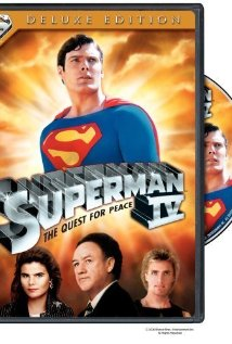 Superman IV: The Quest for Peace (1987) DVD Release Date
