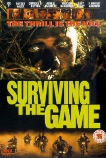 Surviving the Game (1994) DVD Release Date