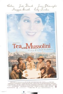 Tea with Mussolini (1999) DVD Release Date