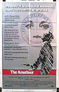 The Amateur (1981) DVD Release Date