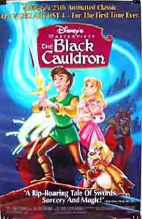 The Black Cauldron (1985) DVD Release Date