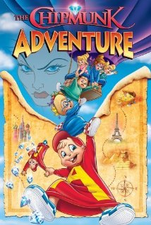 The Chipmunk Adventure (1987) DVD Release Date
