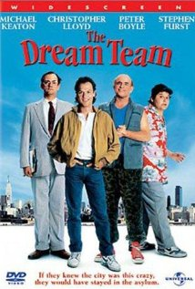 The Dream Team (1989) DVD Release Date