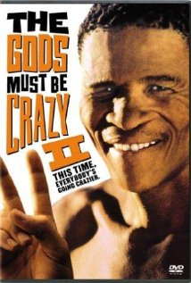 The Gods Must Be Crazy II (1989) DVD Release Date