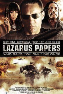The Lazarus Papers (2010) DVD Release Date