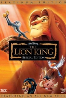 The Lion King (1994) DVD Release Date