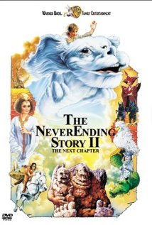 The Neverending Story II: The Next Chapter (1990) DVD Release Date