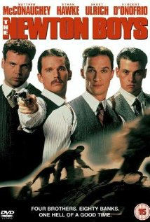 The Newton Boys (1998) DVD Release Date